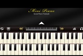 Mini Piano ®, Dual keyboard mode