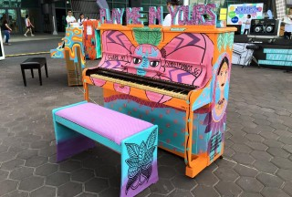 Play Me, I'm Yours Singapore 2016, Official Launch, Piano #15