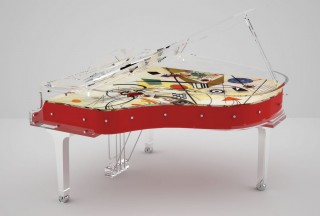 Blüthner, Lucid Pianos, E-Klavier Digital Grand Piano (Picture by Lucid Pianos)