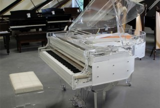 Steinhoven SG170 Crystal Grand Piano (Picture by Steinhoven)