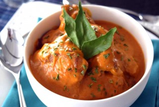 Spiced Butter Chicken
