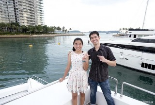 Pianovers Sailaway 2016, Lee Cai Ping, and Mark Sim
