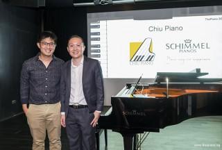 Pianovers Recital 2017, Nicholas Chiu, and Sng Yong Meng