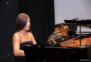 Pianovers Recital 2017, Karen Aw performing