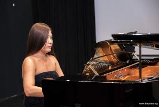 Pianovers Recital 2017, Karen Aw performing
