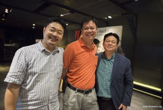 Pianovers Recital 2017, Jerome, Zensen, and Gee Yong