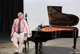 Pianovers Recital 2017, Albert Chan performing