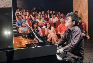 Pianovers Recital 2017, Tea Zhi Yuan performing