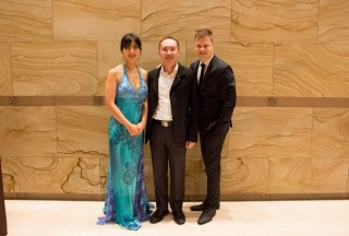 Anderson & Roe - The Forte Awakens Concert, Elizabeth Joy Roe, Sng Yong Meng, and Greg Anderson