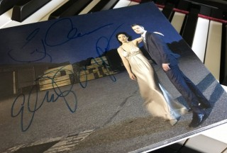Anderson & Roe - The Forte Awakens Concert, Autograph of Anderson & Roe