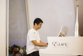 Pianovers Hours, Theng Beng performing #1