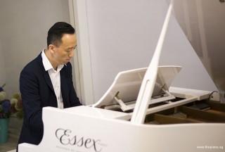 Pianovers Hours, Teik Lee performing #2