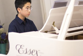 Pianovers Hours, George Yeo performing #4