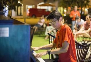 Pianovers Meetup #45 (NDP Themed), Theng Beng performing