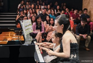 Pianovers Recital 2017, Chia I-Wen performing #2