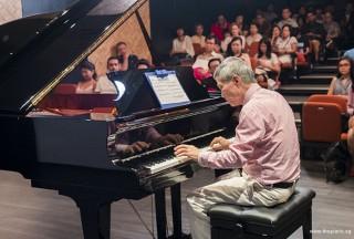 Pianovers Recital 2017, Albert Chan performing #4