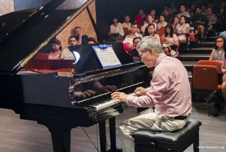 Pianovers Recital 2017, Albert Chan performing #4