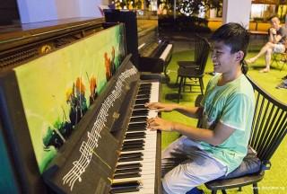 Pianovers Meetup #48, Brandon Koh performing