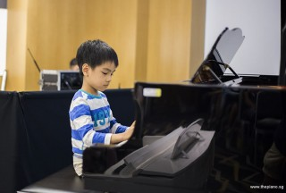 Pianovers Meetup #49 (Suntec), Li Yi performing