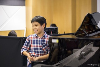 Pianovers Meetup #49 (Suntec), Heok Hwa performing