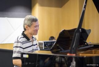 Pianovers Meetup #49 (Suntec), Albert performing