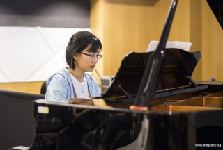 Pianovers Meetup #49 (Suntec), Yeo Ming performing