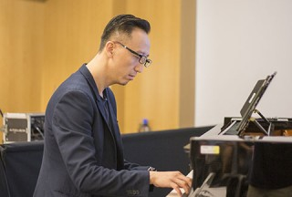 Pianovers Meetup #49 (Suntec), Teik Lee performing