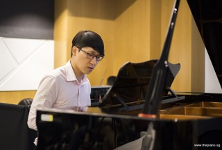 Pianovers Meetup #49 (Suntec), Jimmy performing