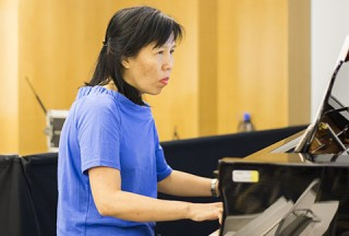 Pianovers Meetup #49 (Suntec), May Ling performing