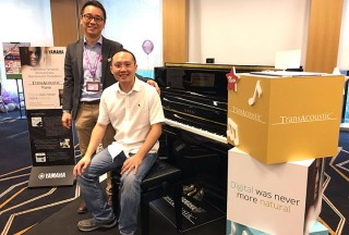 Pianovers Meetup #49 (Suntec), Shuhei Yahagi, and Yong Meng