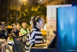 Pianovers Meetup #50, Gigi Chen performing