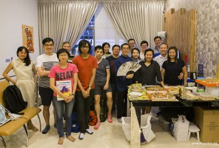 Pianovers Meetup #51 (Mooncake Themed), Group picture #2