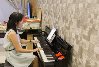 Pianovers Meetup #51 (Mooncake Themed), May Ling performing