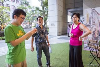 Pianovers Meetup #52, Zhi Yuan, Chris, and May Ling