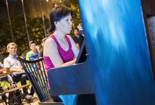 Pianovers Meetup #52, May Ling performing