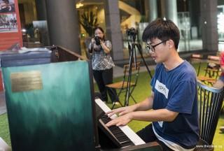Pianovers Meetup #52, Jaeyong performing