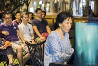 Pianovers Meetup #54, May Ling performing