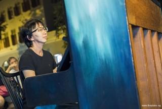 Pianovers Meetup #54, Siew Tin performing