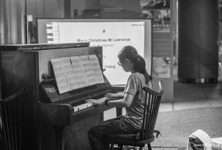 Pianovers Meetup #54, Sylvia Chang performing
