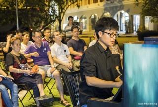 Pianovers Meetup #54, Jaeyong performing