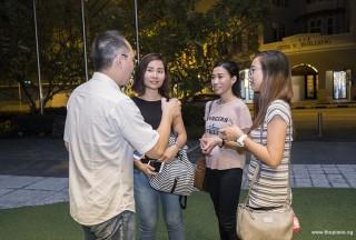 Pianovers Meetup #54, Yong Meng, Ayya, Ariane, and Anna