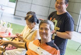 Pianovers Meetup #55, Albert, and Gee Yong