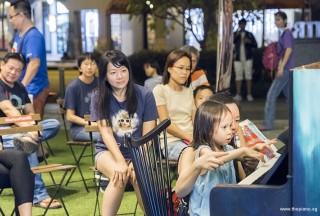 Pianovers Meetup #55, I-Wen performing
