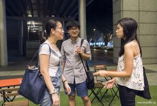 Pianovers Meetup #55, Grace, Jaeyong, and Tiffany