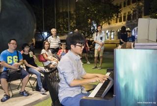Pianovers Meetup #56, Jaeyong playing