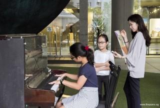 Pianovers Meetup #57, Erika, Cherelle, and Vivian