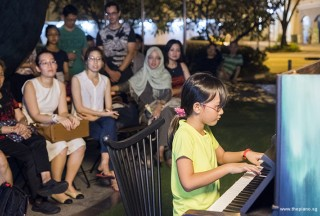 Pianovers Meetup #57, Grace Pang performing