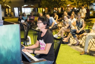 Pianovers Meetup #58, Siew Tin performing