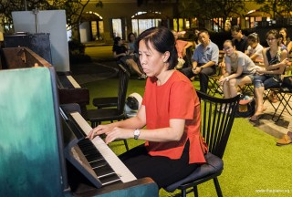 Pianovers Meetup #58, May Ling performing