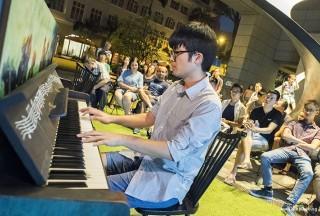 Pianovers Meetup #59, Jaeyong performing